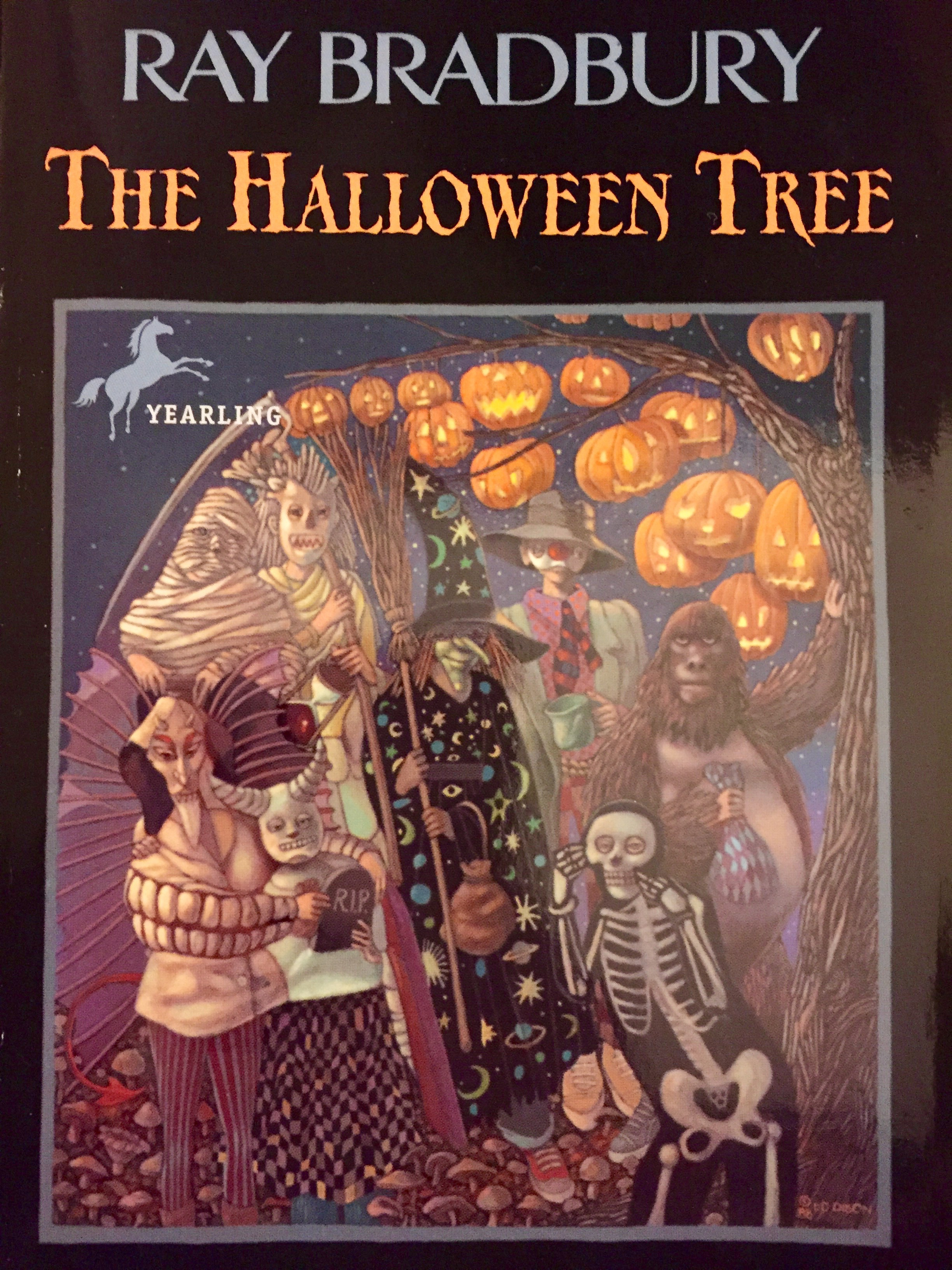 the halloween tree – literary lizard