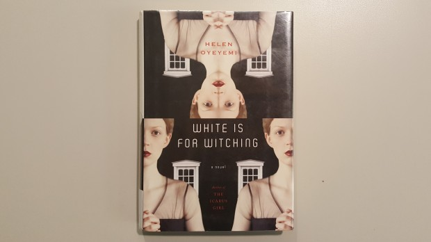 An image of the cover of White is for Witching, by Helen Oyeyemi.