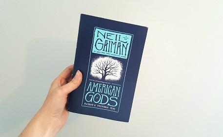 Thursday TBR: American Gods – Literary Lizard