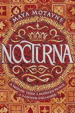 Nocturna book cover