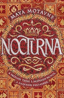 Nocturna book cover