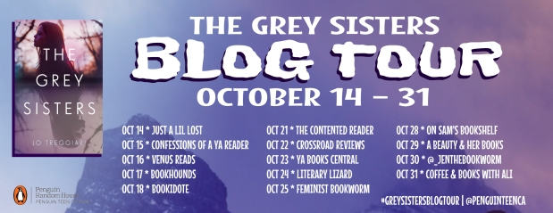Grey Sisters Blog Tour