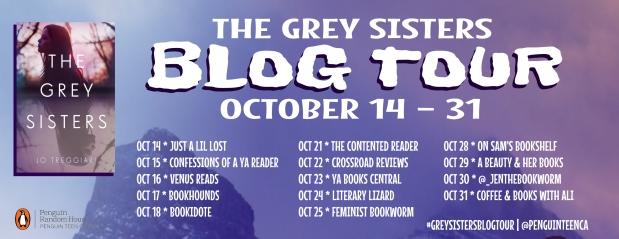 Grey Sisters Blog Tour