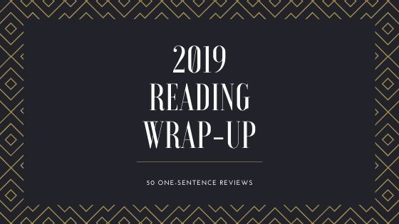 2019 reading wrap-up