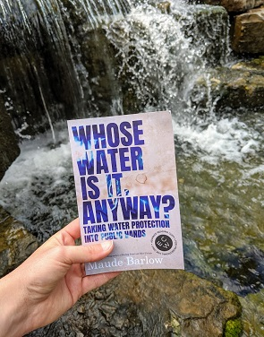 Whose Water Is It Anyway