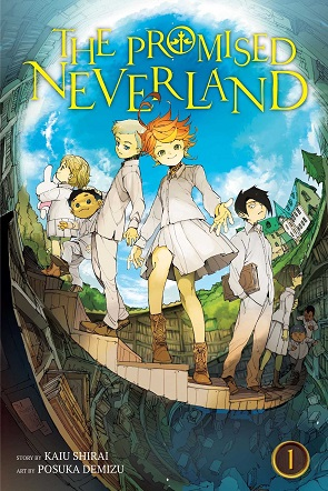 The Promised Neverland Volume 1
