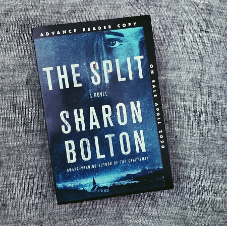 The Split by Sharon Bolton