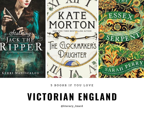 Books if You Love Victorian England