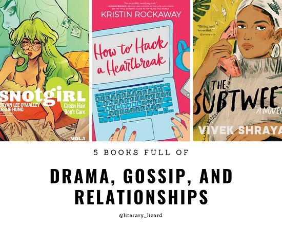 Top 5 Books if You Like Reality TV