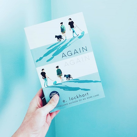 Again Again by e lockhart