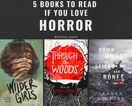 5 books to read if you love horror