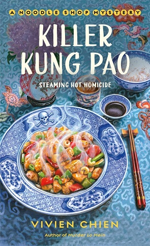 Killer Kung Pao by Viven Chien