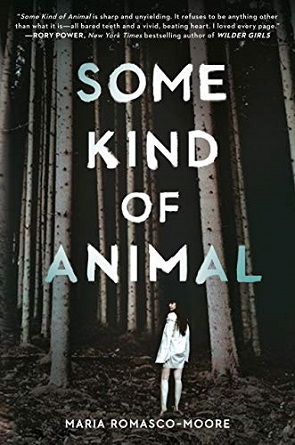 Some Kind of Animal by Maria Romasco Moore