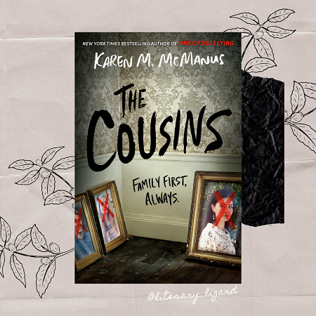 The Cousins by Karen M McManus