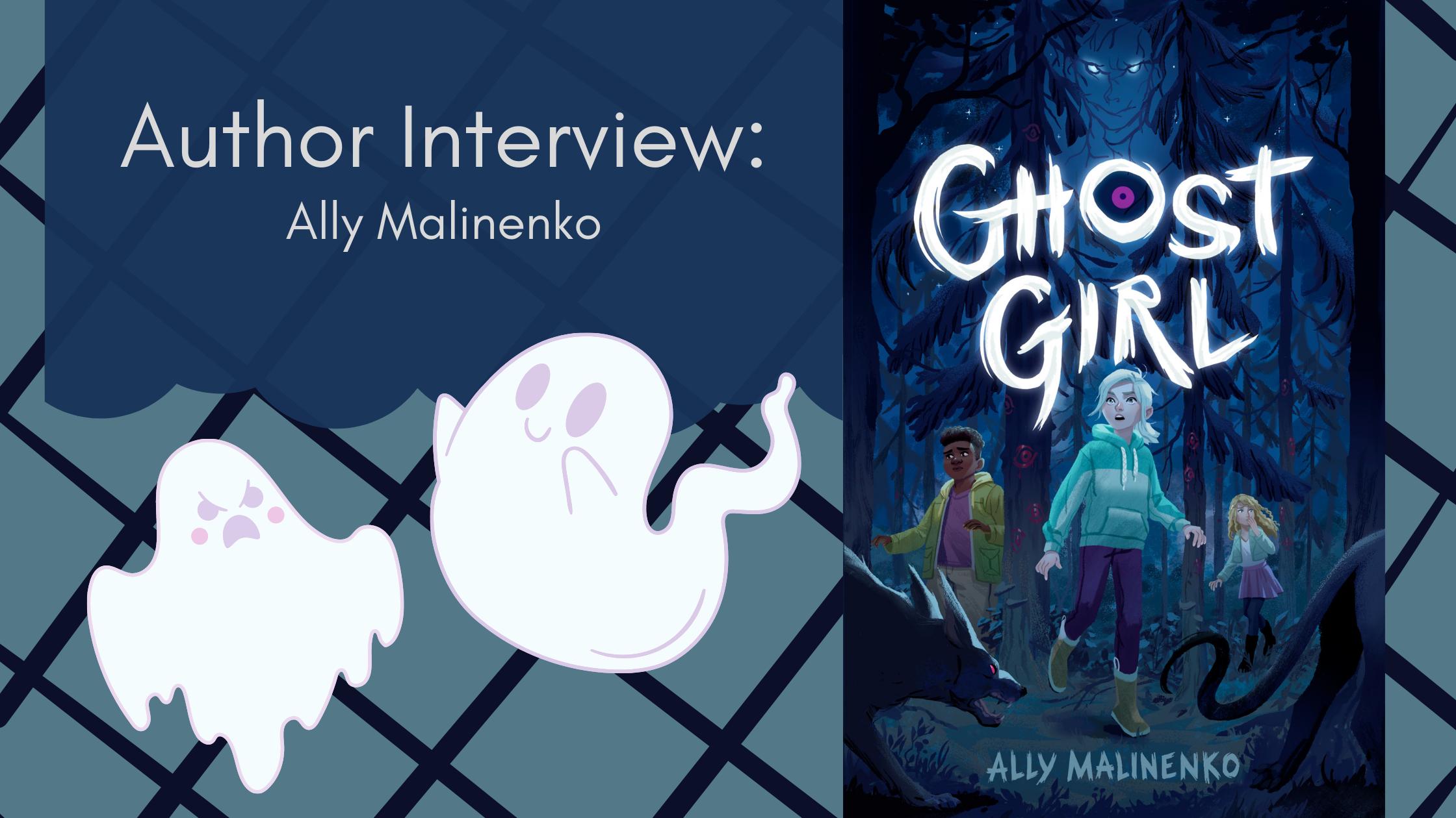 Author Interview: Ally Malinenko